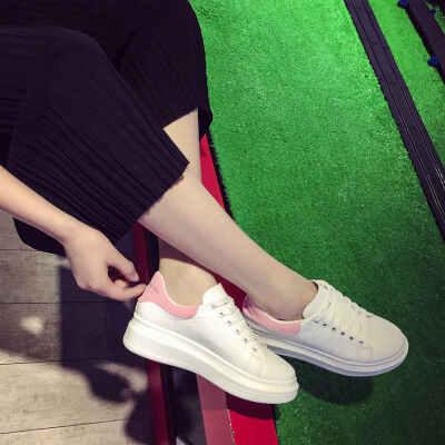 ELEISE美国艾蕾莎新品060-6601休闲女士板鞋