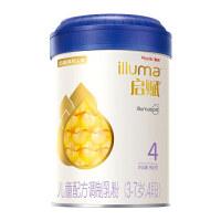 【18年5月生产】Illuma惠氏启赋4段900g 3-7岁宝宝学龄前儿童配方爱尔兰进口奶粉