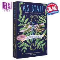 拜厄特:孩子们的书 英文原版 The Children's Book  A.S. Byatt 华盛顿邮报年度图书
