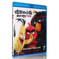 正版蓝光BD动画电影 愤怒的小鸟大电影 高清1080P光盘碟片