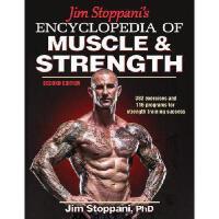 【预订】Jim Stoppani's Encyclopedia of Muscle & Strength-2nd Edi