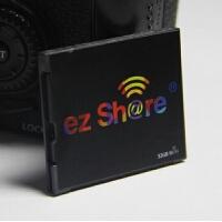 ez Share 易享派 wifi卡 无线CF卡 Class10 数码单反相机高速存储卡 WiFi CF卡 32G