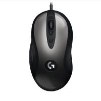 罗技(G)MX518 经典游戏鼠标 MX500/MX510/MX518经典复刻 16000DPI 舒适握感