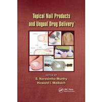 【预订】Topical Nail Products and Ungual Drug Delivery 978036738