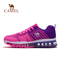 camel骆驼运动跑鞋 情侣款气垫跑步鞋男女缓震防滑运动鞋
