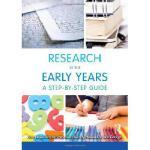 【预订】Research in the Early Years: A Step-By-Step Guide