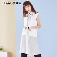 ERAL/艾莱依夏季防晒衣中长款薄外套女夏装2018新款潮韩版上衣潮667X061005