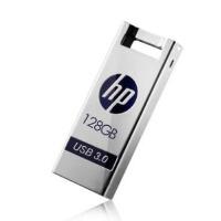 【大部分地区包邮】惠普 X795W 128G USB3.0高速金属定制优盘可爱车载电脑刻字U盘128gb