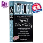 【中商原版】牛津写作指南 英文原版 The Oxford Essential Guide to Writing Tho