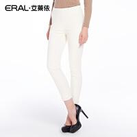 ERAL/艾莱依冬装修身时尚女士羽绒裤中腰外穿铅笔裤子11010-EDAB