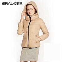 ERAL/艾莱依冬装女式羽绒服短款潮休闲羽绒衣5021C