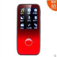 【支持礼品卡】索爱 SA-830MP3 MP4播放器跑步运动8G 迷你可爱有屏插卡录音mp3