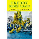 预订 Freddy Rides Again [ISBN:9781585672684]
