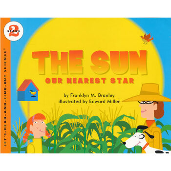 The  Sun (Let's Read and Find Out)  自然科学启蒙2:太阳ISBN9780064452021