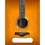 预订 Guitar Tab Paper: Blank Guitar Tablature Manu* Paper Lyr