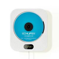 送光碟 易创CD机壁挂式CD播放机家用壁挂CD音响早教胎教英语蓝牙CD播放器 内置蓝牙, 定时开关机,