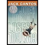 英文原版Joey Pigza Loses Control 纽伯瑞小说 乔伊・皮哥撒失控了杰出儿童读物 获奖儿童文学作品