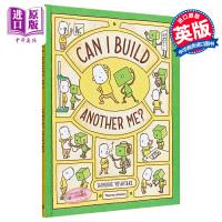 【中商原版】做一个机器人, 假装是我 英文原版 Can I Build Another Me? 吉竹伸介 开发想像力