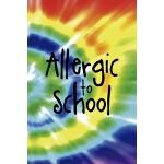 预订 Allergic To School: Notebook Journal Composition Blank L