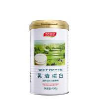 汤臣倍健蛋白粉高蛋白质粉营养乳清蛋白粉中老年人瘦人健身增肌粉400g/罐