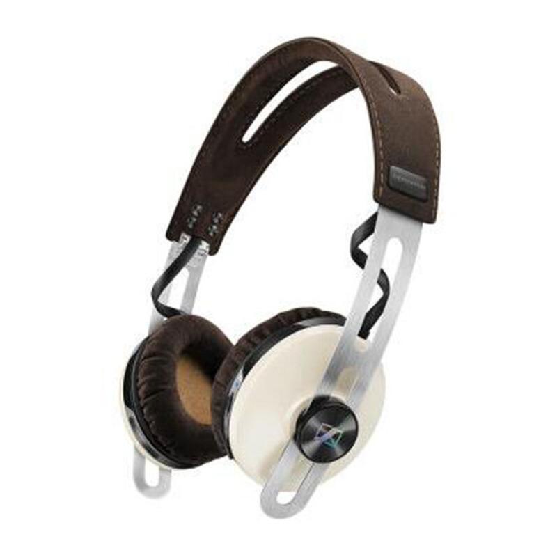森海塞尔(Sennheiser)MOMENTUM On-Ear Wireless 贴耳式蓝牙无线耳机 主动降噪 小馒头 蓝牙版 白色 小馒头蓝牙版