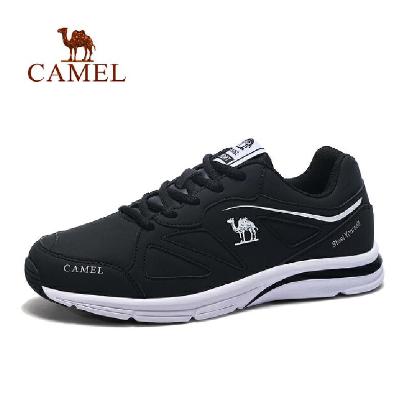 camel骆驼运动鞋 男女轻便休闲跑步鞋 减震耐磨时尚跑鞋