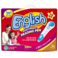 酷比熊点读笔 幼儿启蒙英语套装(K4益智玩具 36本大书+1张挂图+1张音乐卡+1张故事卡)