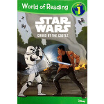 Disney Star Wars World of Reading Level 1 迪士尼星球大战分级读物 儿童故事绘