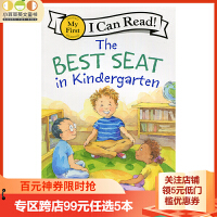 进口英文原版 The Best Seat in Kindergarten 幼儿园里好的座位4-8岁