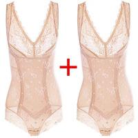 无痕收腹束腰美人连体塑身内衣服产后计塑形美体衣超薄款L2571