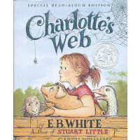 Charlotte's Web Read-Aloud Edition 夏洛的网(大声读版本,精装) ISBN97800