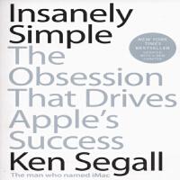 【中商原版】极简:苹果成功关键英文原版Insanely Simple: The Obsession That Driv