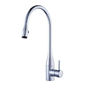 贝乐BALLEE全铜抽拉厨房龙头冷热洗菜盆水槽龙头0098