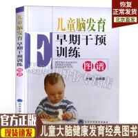 官方正版 儿童脑发育早期干预训练图谱 儿童护理 康复训练 儿童运动发育书籍 儿科书籍 北京大学医学出版社 978756