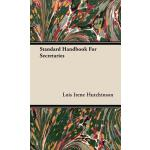 预订 Standard Handbook for Secretaries [ISBN:9781443731287]
