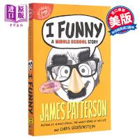 【中商原版】中学系列:我有趣 英文原版 I Funny: A Middle School Story James Pa