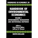 预订 Handbook of Environmental Economics: Environmental Degra