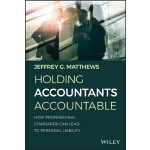 预订 Holding Accountants Accountable: How Professional Standa