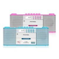熊猫F-233复读机磁带收录机 复读录音机MP3收音机优盘和磁带相互转录 英语四六级复读机