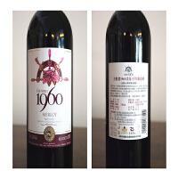 法国主舵者1960美乐干红葡萄酒 法国原瓶进口 750ml