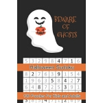 预订 Beware of Ghosts Halloween Sudoku: Halloween Themed Puzz