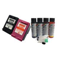 惠普818墨盒HP818墨盒超值大套装适用F2488/4488/D1668 INKOOL