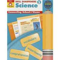 英文原版 Skill Sharpeners: Science Grade3 技能铅笔刀:科学3级