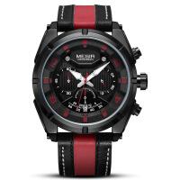 男士手表 新款休闲运动多功能计时石英男士手表