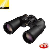 Nikon尼康双筒望远镜阅野ACULON A211 7X50大口径 高倍高清全国联保