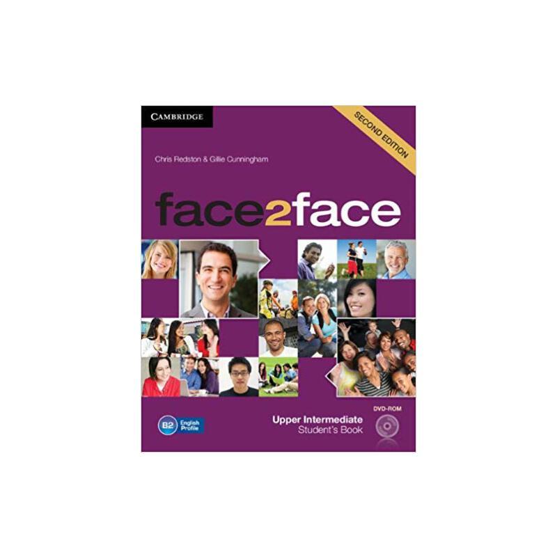 【预订】Face2face Upper Intermediate Student's Book with DVD-ROM 预订商品,需要1-3个月发货,非质量问题不接受退换货。