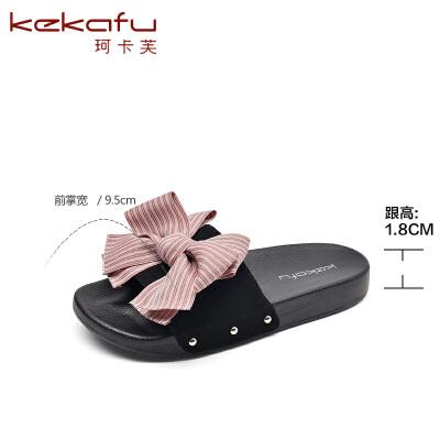 珂卡芙新款夏季清爽凉鞋992143266