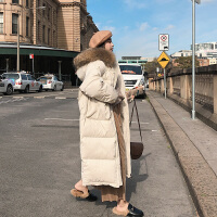 韩版宽松棉衣冬季大码孕后期孕妇冬装外套加厚棉袄
