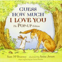 Guess How Much I Love You Pop-Up Edition ISBN:9781406327977