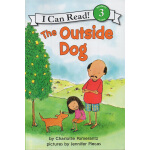 The Outside Dog I can read L3 儿童绘本分级读物 英文原版绘本